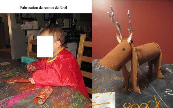 fabrication de rennes de no l. Black Bedroom Furniture Sets. Home Design Ideas